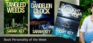 Book Personality of the week: Sarah Key