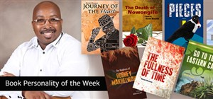 Book Personality of the week: Monde Nkasawe