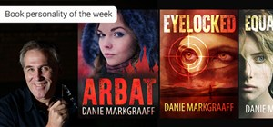 Book personality of the week: Danie Markgraaff